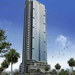 New Global City Condo - Uptown Ritz