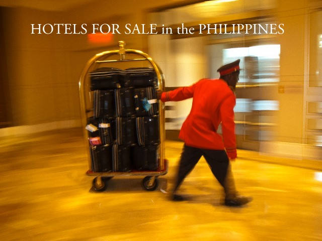Hotel for sale Philippines
