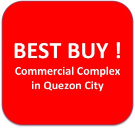 FOR SALE: Commercial Complex In Quezon City