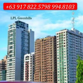 LPL Greenhills – Penthouse Unit for Sale