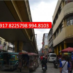 Quiapo, Manila – Highly Commercial