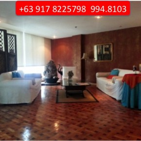 Salcedo Village Condominium – Furnished Unit