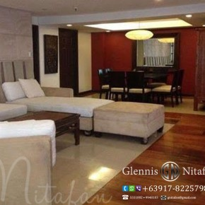 Spacious Unit for Sale at Salcedo Village, Makati
