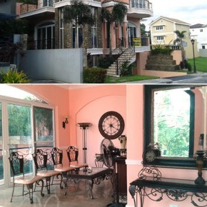 FOR SALE House in McKinley Hill (with small pool)