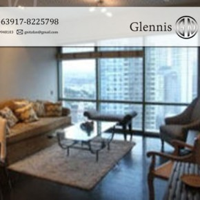 One Legazpi Park, Makati – Two Bedroom for Lease