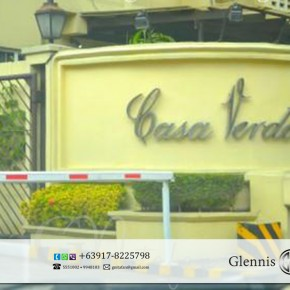 Casa Verde Townhouse for Sale – Newly Renovated