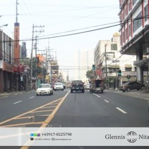 E. Rodriguez Sr, Quezon City – Commercial Space for Lease