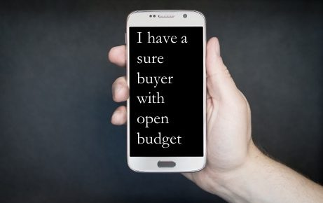 How Seriously Do You Entertain Inquiries with Open Budget and are Sure Buyers?