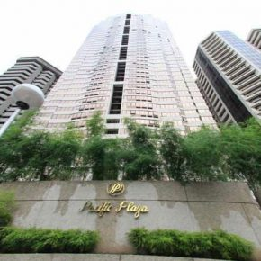 CONDOMINIUM FOR SALE: Pacific Plaza Condominium, Apartment Ridge, Makati City