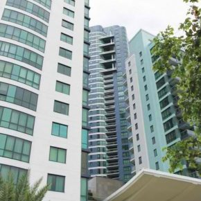 CONDOMINIUM FOR LEASE: Amorsolo East, Makati City (Option 1)