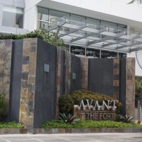 CONDOMINIUM FOR LEASE: Avant at the Fort, Bonifacio Global City