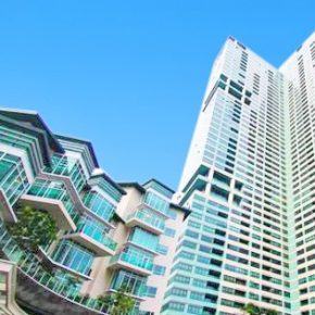 CONDOMINIUM FOR LEASE: Edades Tower, Makati City