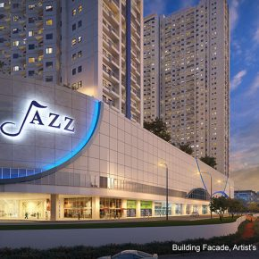 CONDOMINIUM FOR SALE: Jazz Residences, Makati City