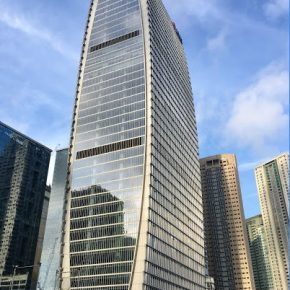 OFFICE SPACE FOR LEASE: The Finance Center, Bonifacio Global City