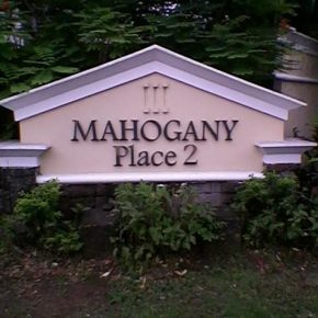 HOUSE AND LOT FOR SALE: Mahogany Place 2, Taguig City