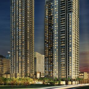 CONDOMINIUM FOR SALE: Park Terraces Point Tower, Makati City