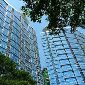 CONDOMINIUM FOR LEASE: Pacific Plaza Ayala, Makati City