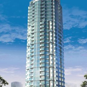 CONDOMINIUM FOR LEASE: Sapphire Residences, Bonifacio Global City