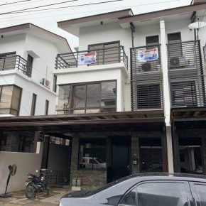 Near BGC - Acacia Estates: Mahogany Place 3 Townhouse Best DEAL !