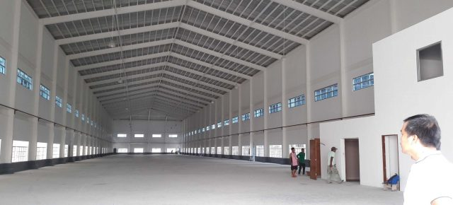 WAREHOUSE FOR LEASE: Ibayo Tipas, Taguig City