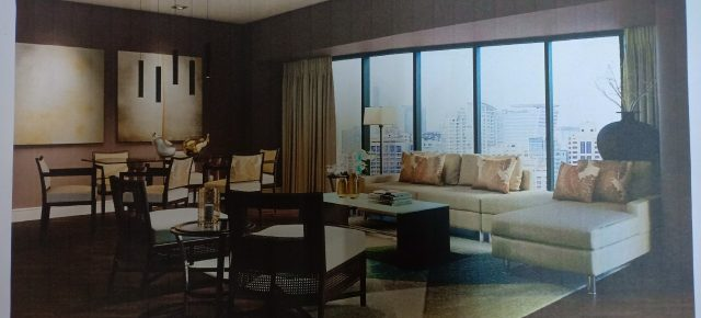 CONDIMINIUM FOR LEASE: Hidalgo Place, Rockwell