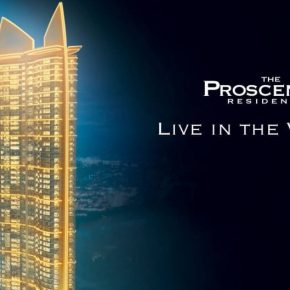 CONDOMINIUM FOR SALE:  Lincoln Tower at Proscenium, Makati