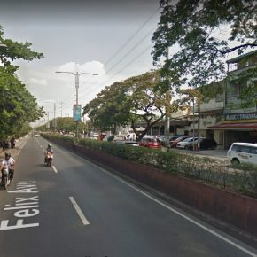 COMMERCIAL LOT FOR SALE: Felix Avenue, Cainta Rizal