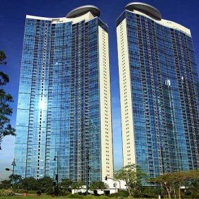 CONDOMINIUM FOR LEASE: Pacific Plaza Towers, Bonifacio Global City, Taguig City