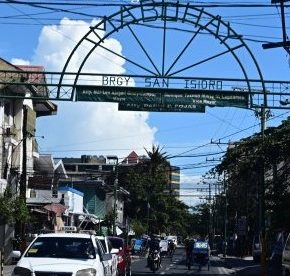 HOUSE AND LOT FOR SALE: Brgy. San Isidro, Makati City