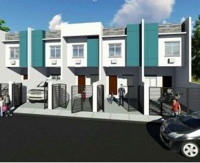TOWNHOUSE FOR SALE: Mutual Homes, Barangay Putatan, Muntinlupa City
