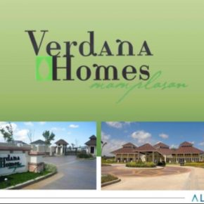 RESIDENTIAL LOT FOR SALE: Verdana Homes Mamplasan, Laguna