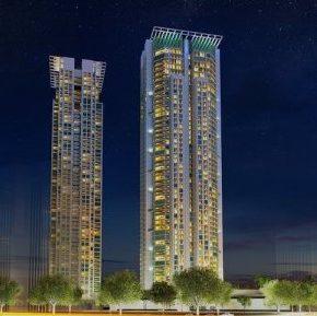 CONDOMINIUM FOR SALE: Two Roxas Triangle, Paseo de Roxas, Makati City