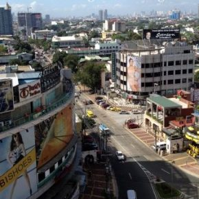 COMMERCIAL LOT FOR SALE: Tomas Morato, Quezon City