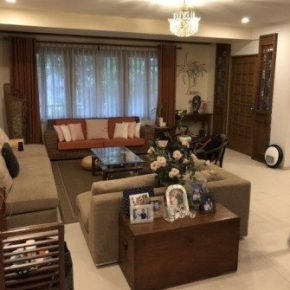 HOUSE AND LOT FOR LEASE: Bel-Air Village, Makati City