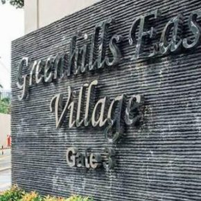 HOUSE AND LOT FOR SALE: East Greenhills Brand New House