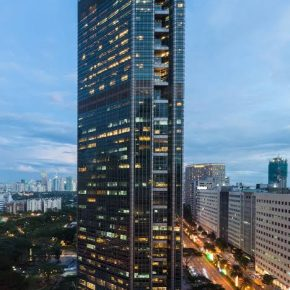 FOR LEASE: Tower One Exchange Ayala Triangle