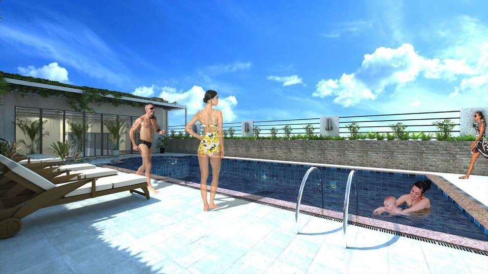 Future  Point Plaza Suites – Best Quezon City Investment near ABS CBN and National Bookstore