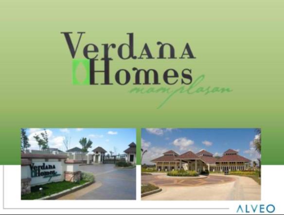 RESIDENTIAL LOT FOR SALE: Verdana Homes Mamplasan, Laguna