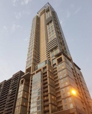 CONDOMINIUM FOR SALE: Discovery Primea, Apartment Ridge, Makati City