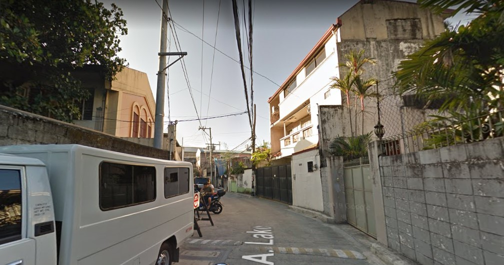 House and Lot for sale: San Juan City