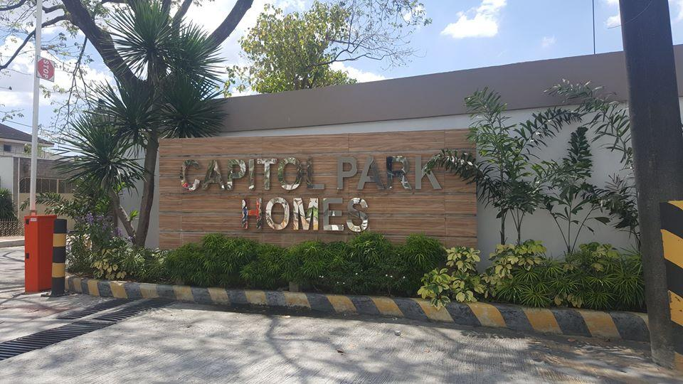 Lot For Sale: Capitol Homes Lot, Metro Manila, Quezon City