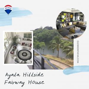 Ayala Hillside Fairway House