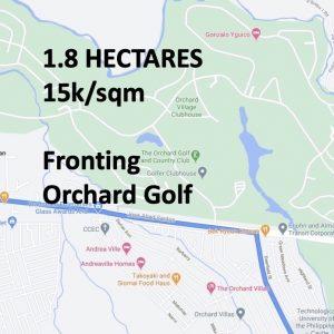 orchard golf